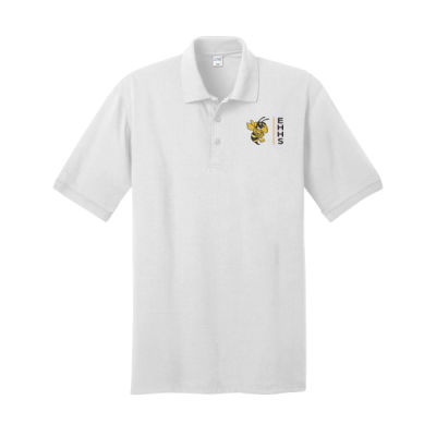 EHHS - Adult Jersey Knit Polo Thumbnail