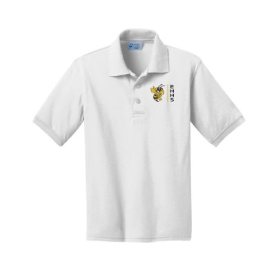 EHHS - Youth Jersey Knit Polo  Thumbnail